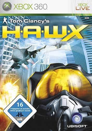 H.A.W.X. 1 xbox 360