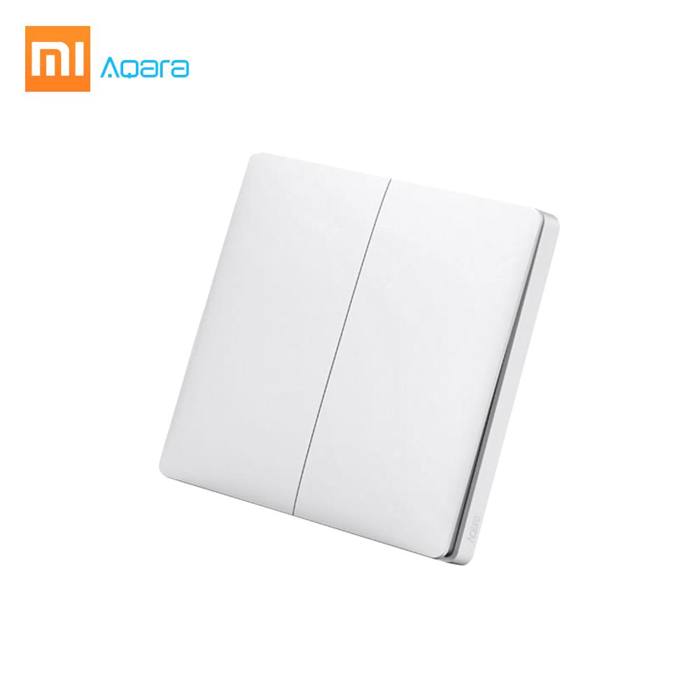 Aqara WXKG02LM, Smart Home Lichtschalter